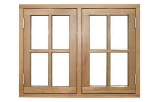 we fabricate wooden windows throughout London